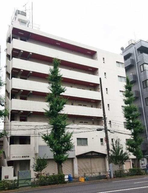 グランドメゾン新高円寺外観写真