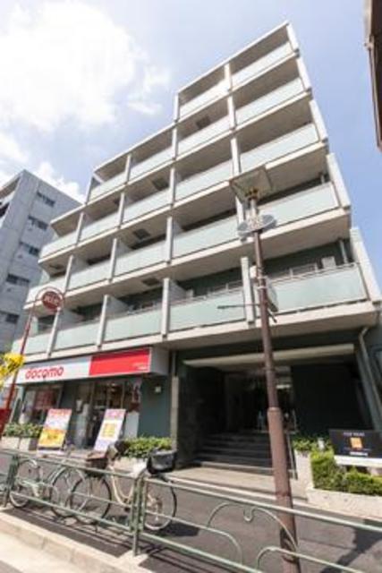 タキミハウス西早稲田外観写真