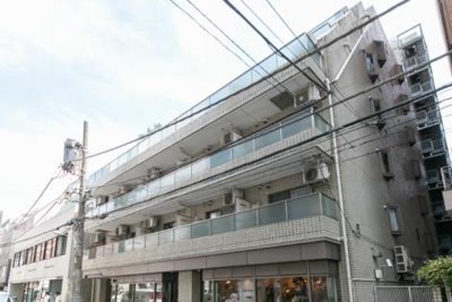 パーク・ノヴァ渋谷外観写真
