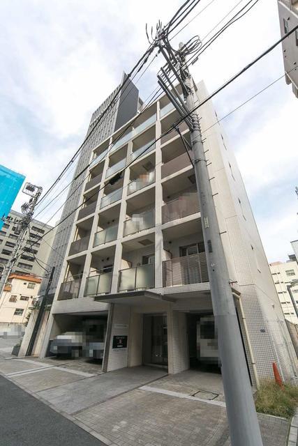 タキミハウス渋谷外観写真