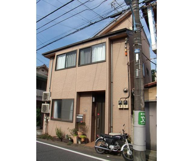 浜田山タウンハウス外観写真