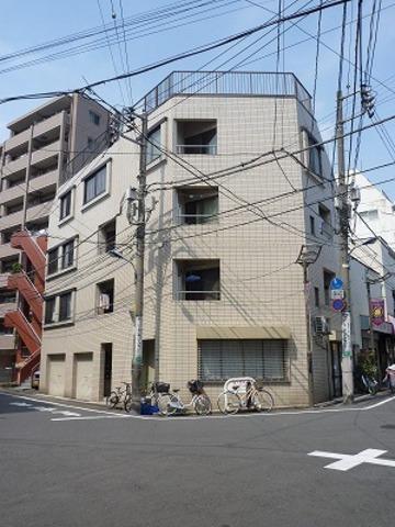 向井コーポ外観写真