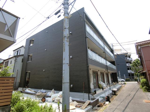 リブリ・TOMOKAZU外観写真
