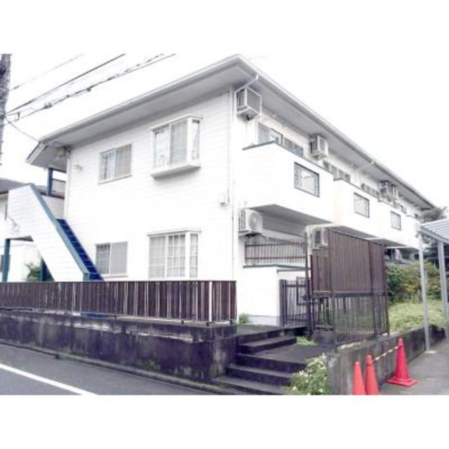 上野毛グリーンガーデン外観写真