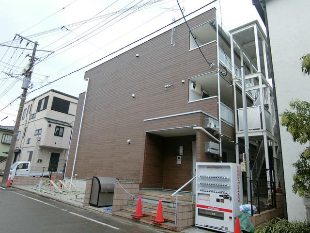 リブリ・CasaCamino横浜鶴見外観写真