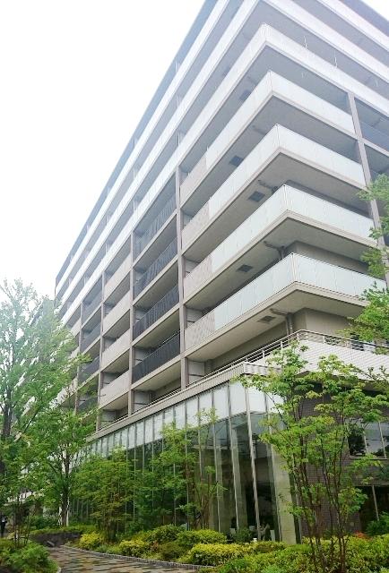 ザ・パークハウス横浜新子安ガーデン外観写真