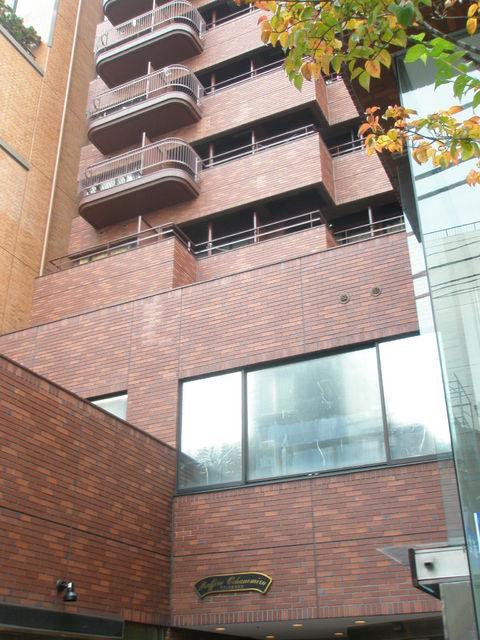 ラフィネお茶の水901号室外観写真