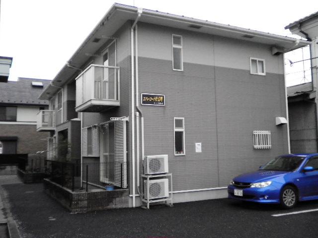 エバーコート松江町外観写真