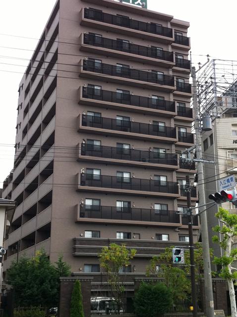 ナイスアーバンステイツ横濱新子安外観写真