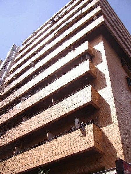 ライオンズマンション西新宿外観写真