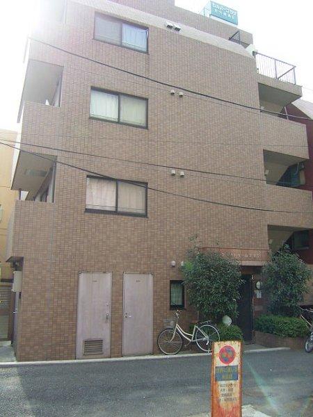 クレアトゥール新宿21外観写真