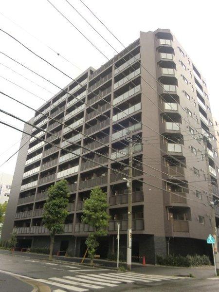 フェニックス新横濱クアトロ外観写真
