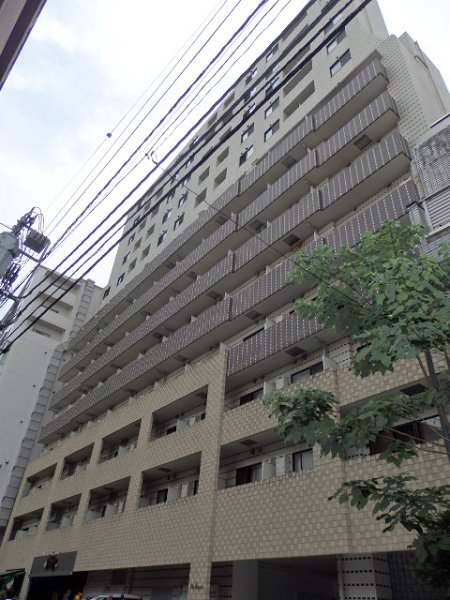 フィールA渋谷外観写真