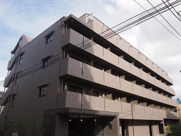 ルーブル桜台外観写真