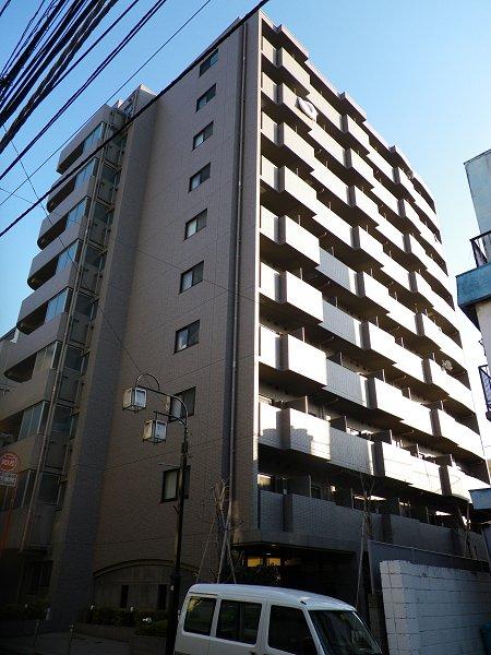 ルーブル北新宿外観写真