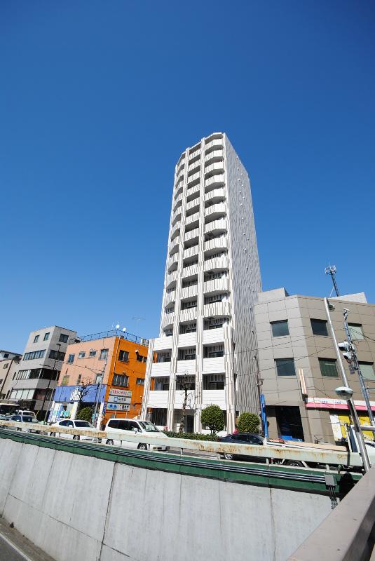 プレミアムキューブ・ジー・駒沢大学 1301号室の外観