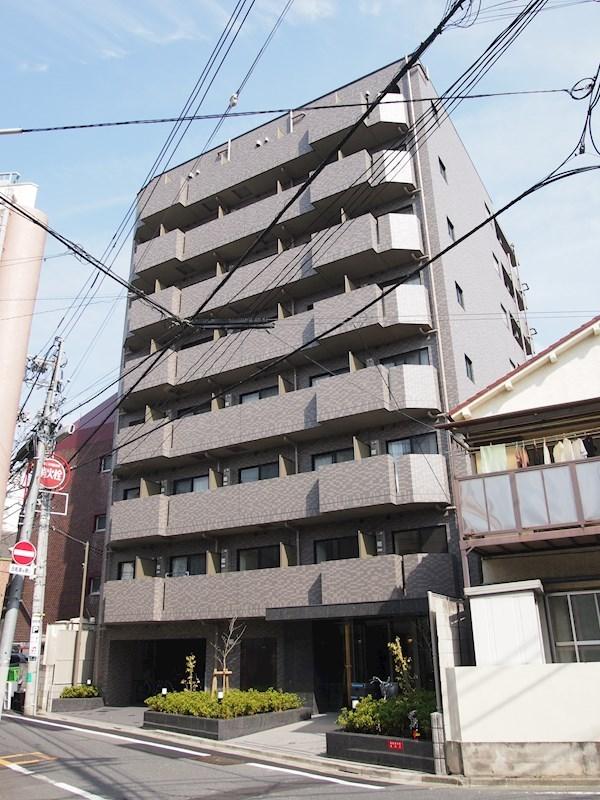 ルーブル西早稲田弐番館外観写真