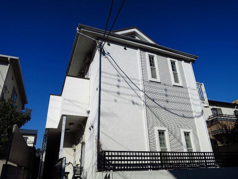 コーポマリーナ上野毛 202号室の外観