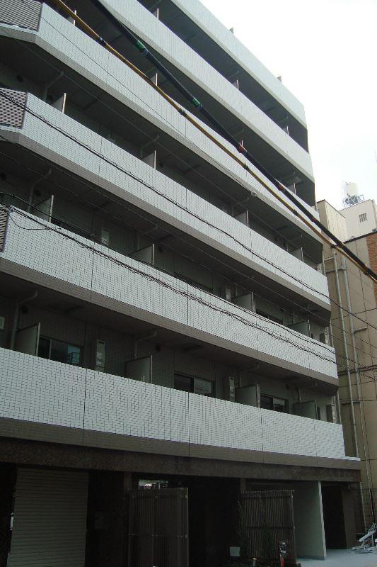 コンシェリア東京-KIBA STATION FRONT-外観写真