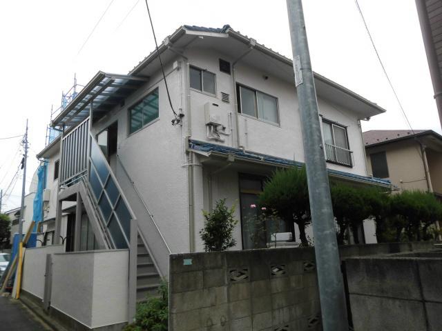 吉沢アパート外観写真