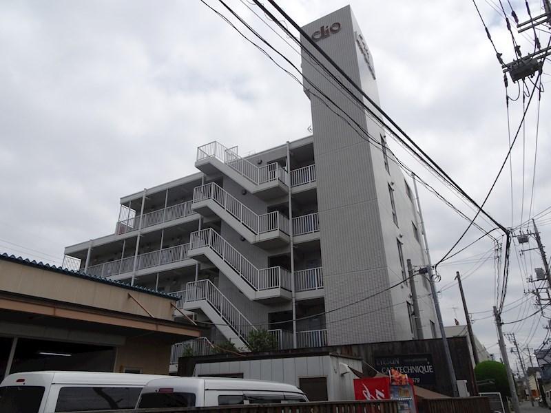 クリオ日野壱番館外観写真