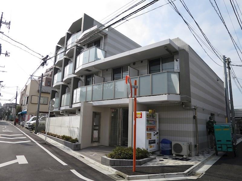 AZEST新桜台(アゼスト新桜台)外観写真