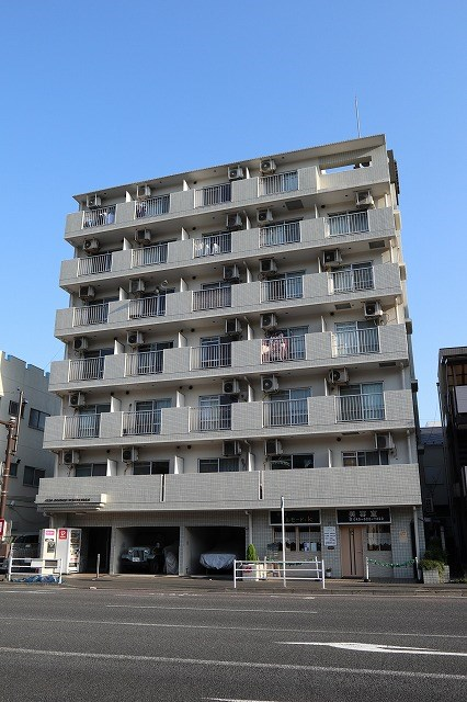 クリオ根岸壱番館 (家具付き)外観写真