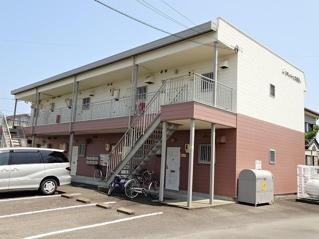 シティハイツ久保田 I外観写真