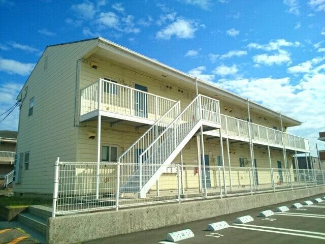 ニューシティ横井外観写真