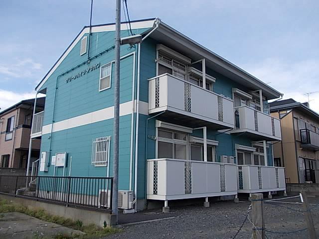グリーンハイツアサカワ外観写真