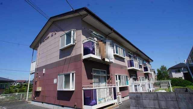 ニューシティー箕田Ⅱ 02020号室の外観