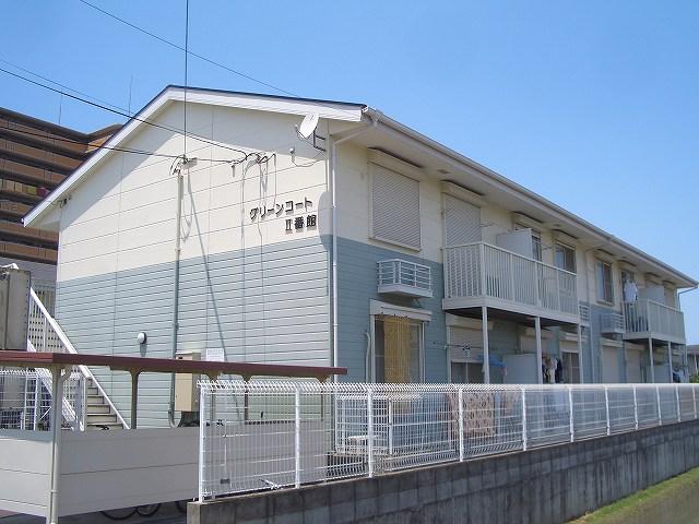 グリ-ンコ-トⅡ番館外観写真