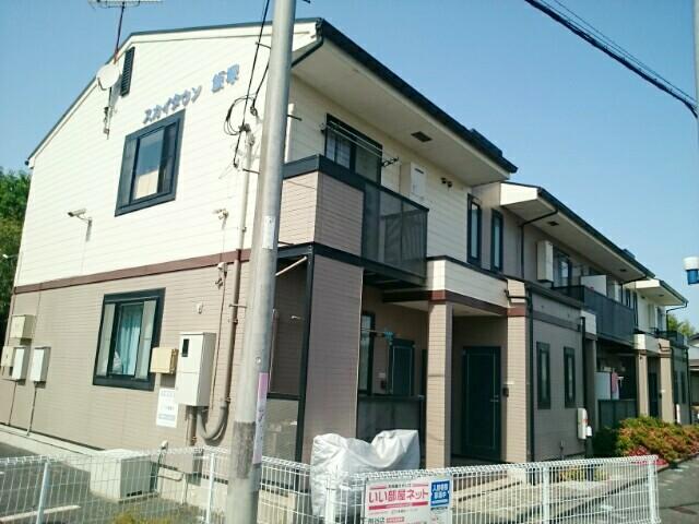 スカイタウン飯塚外観写真