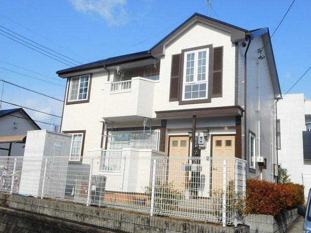 グリーンハウス赤坂外観写真
