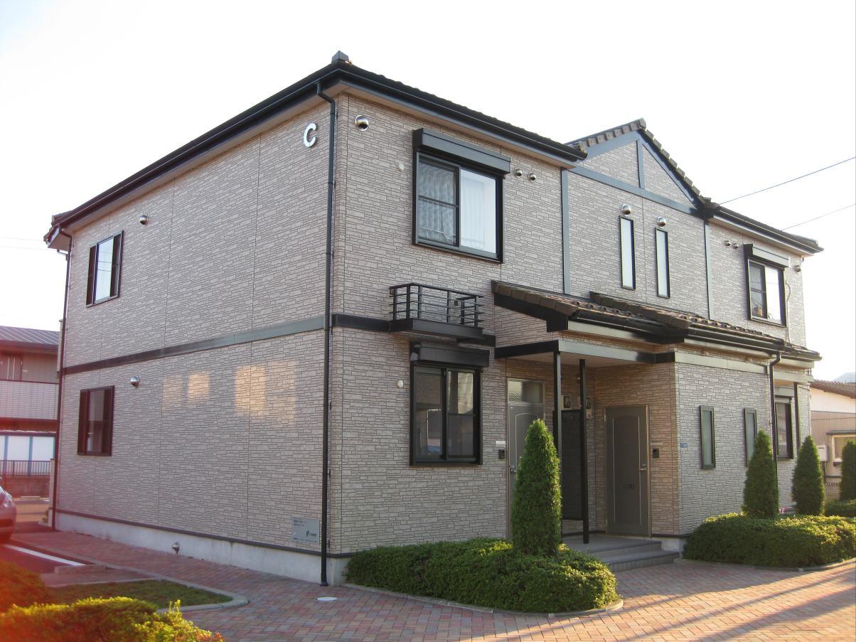 TOWN HOUSE C外観写真