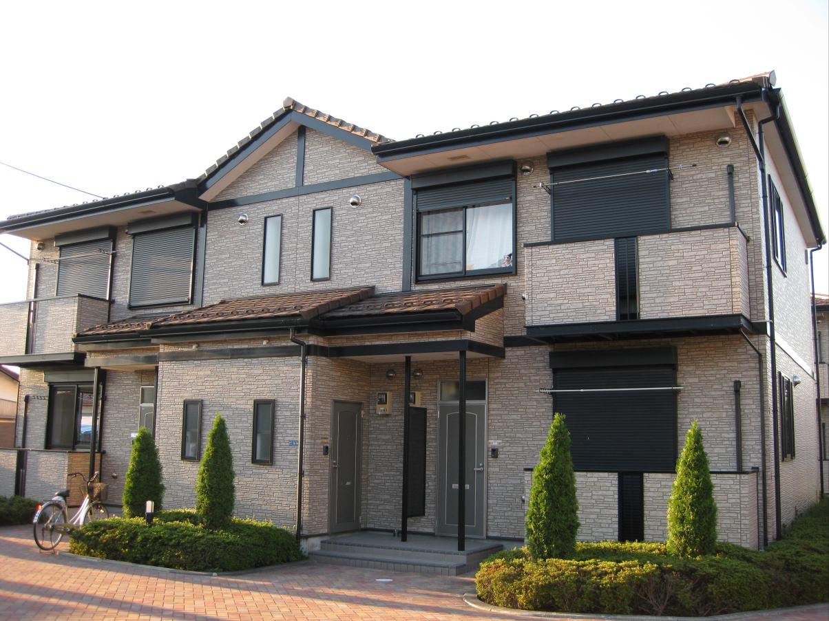 TOWN HOUSE D外観写真