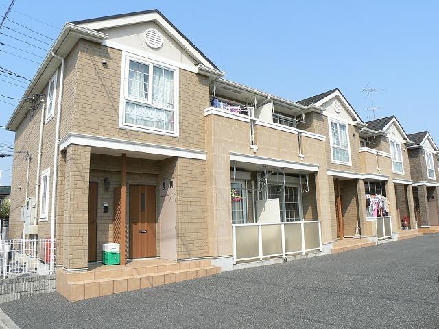 ルミエール弐番館外観写真