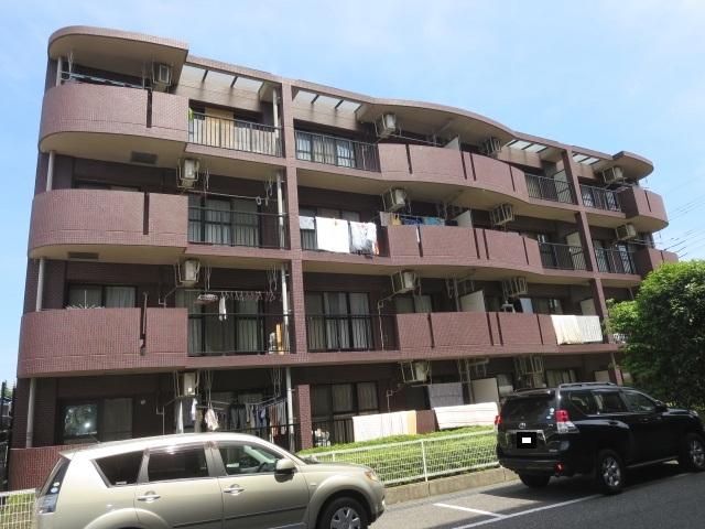 木村ロイヤルマンション4外観写真