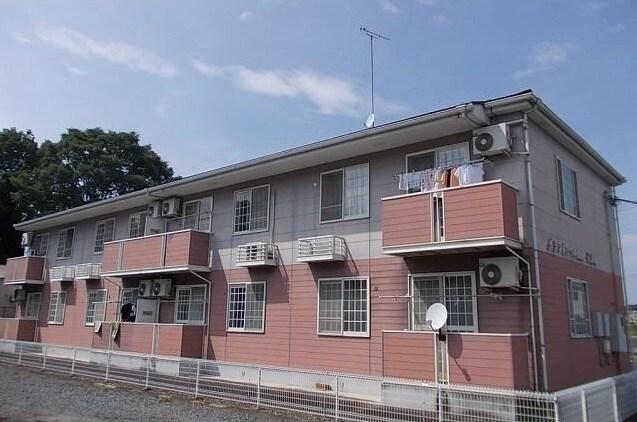 グランドゥール山川壱番館外観写真