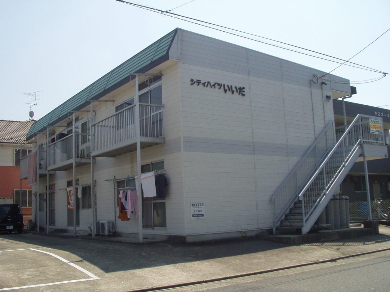 シティハイツ飯田外観写真