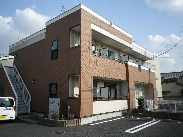 PURE CITY 梅田B 02030号室の外観