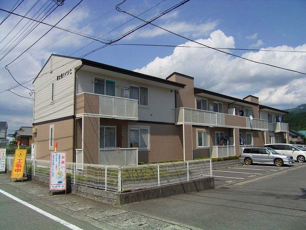 富士見ハイツC外観写真