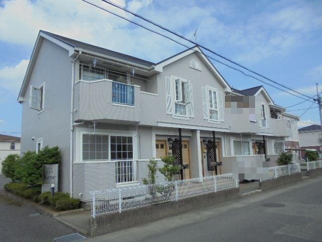 東三島575ハイツC外観写真