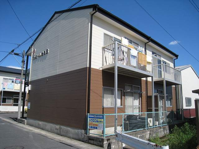ファミール岩田B外観写真