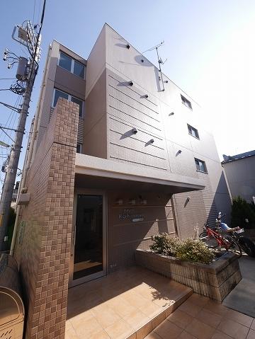 ジュネス東玉川 01010号室の外観