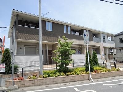 メゾン・アニメート 01010号室の外観