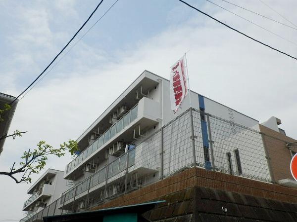 あざみ野グランカーサ 壱番館外観写真