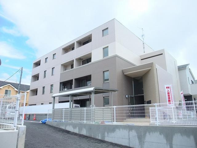 TSU・BA・KIB棟外観写真