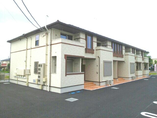 メルティング・ポット羽生 02050号室の外観