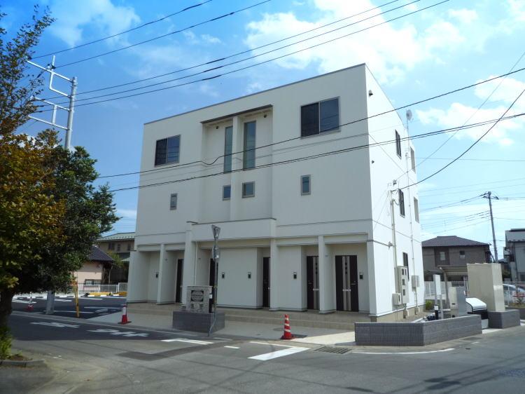 筑穂2丁目アパート外観写真